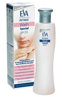INTERMED | Eva Intima Wash Special. For sports and warm months