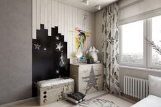 Photorealistic Visualization Services for a Child Room on Behance