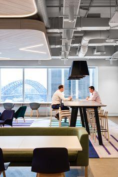 Savills Offices seating area #seatingarea #design #moderndesign http://www.ironageoffice.com