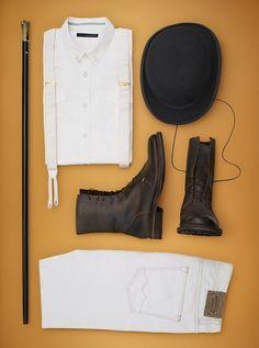 8 Iconic Outfits From Your Favorite Movies L'orange mécanique - Anthony BURGESS. Le livre mythique qui a inspiré le film le plus controversé de l'histoire du cinéma ☠☠☠™