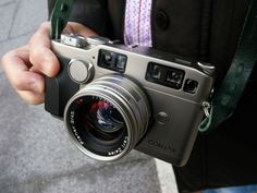 Contax G2. Yeah, someday.