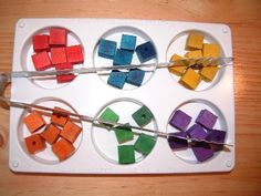Tons of great fine motor, sensory, and coordination activities for young students.