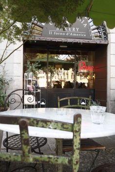 California Bakery - Milano - P.zza Sant' Eustorgio