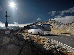 Mercedes-Benz Tourismo #mercedes #benz #bus #tourismo