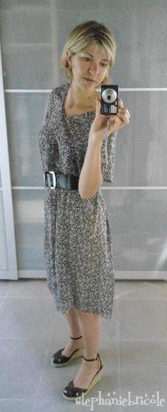 tuto robe tunique très facile !