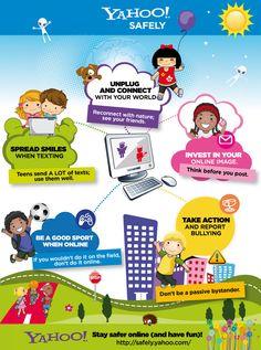 Internet Kids Safety Tips
