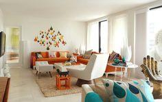 Bright Orange Furniture Finds for a Vibrant Interior