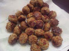 Low Carb Sausage Balls Recipe