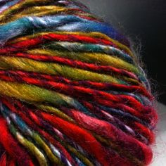I seem to be developing a yarn fetish these days.  Why is it so freakin expensive?