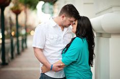 Passionate engagement photo  Photo By Eternal Light Photography