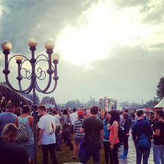 .@Caroline Lucci   #gurtenfestival #bern