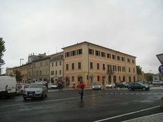 Palazzo Sbriscia-Fioretti, Largo Puccini, Senigallia, prov. di Ancona, Marche.