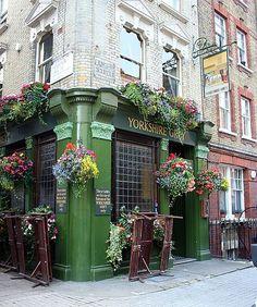 Yorkshire Grey Pub, London