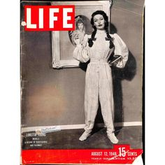 Cover Print of Life, August 12 1946   $6.60