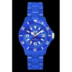 Ice-Watch Classic Solid Blue Unisex Watch