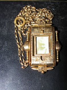 Jewelry 1800's vintage Antique Fob Locket by TheIDconnection, $400.00   Jewelry 1800's vintage Antique Fob Locket http://TheIDconnection.etsy.com Art Nouveau  collectibles  http://etsy.me/1hY2OXj via @Etsy