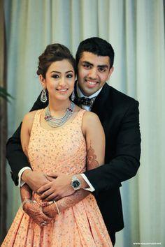 Dubai weddings   Rohit & Priyanka wedding story   WedMeGood