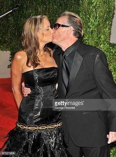 Peter and Parky Fonda - Cuteness overload! Strapless Dress Formal, Formal Dresses, Kisses, Parenting, Actors, Children, Cute, Beautiful, Fashion