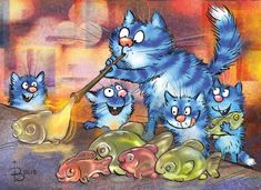 「 onda et st yves」の検索結果 - Yahoo! Cartoon Kunst, Cartoon Art, Minion Drawing, Animal Action, Animal Projects, Blue Cats, Watercolor Sketch, Whimsical Art, Beautiful Cats