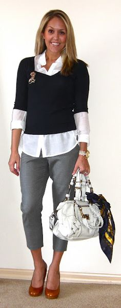 J's Everyday Fashion: 6 Ways to Wear Spring Scarves