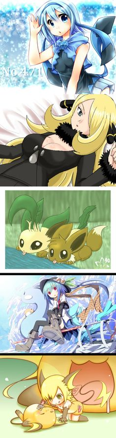 Pokemon(raichu)