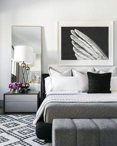 black-white-bedrooms