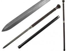 Sword Canes   Stick Swords
