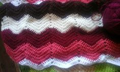 :) Blanket, Crochet, Fashion, Tejidos, Moda, Fashion Styles, Ganchillo, Blankets, Cover