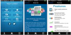 #Mobile #App #Templates for Every Industry