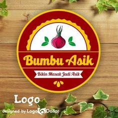 Desain Label Makanan Ringan Desain Label Makanan Online Desain
