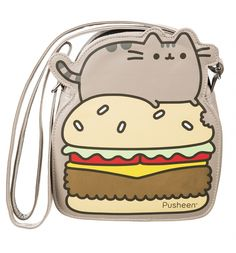 Pusheen Cross Body Bag