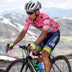 Esteban Chavez Stage 20 Giro d'Italia 2016
