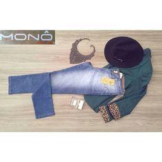 Look do dia : Felicidade em todos os tons.  Jeans MONÔ, é o jeans que combina com você!   #JeansTodoDia #JeansWear #Feminino #Moda #Brás #Atacado