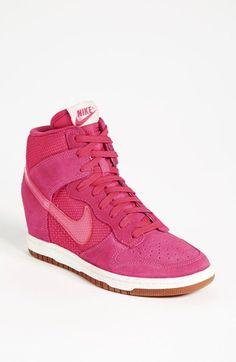 2dd03c234cd Nike  Dunk Sky Hi  Wedge Sneaker (Women)