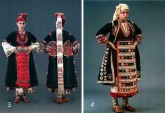 Магията на българските народни носии|Българи в Хърватия