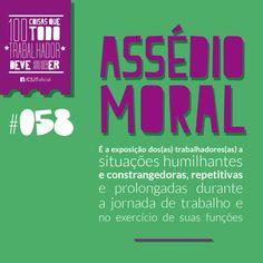 Fonte: Conselho Superior da Justiça do Trabalho (CSJT)  #Assédiomoral #Situação #Jornadadetrabalho #Função