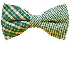 Gilbert & Lewis asymetric bow tie | www.lenoeudpapillon.fr