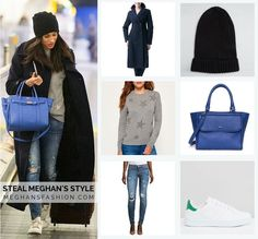 Steal Meghan Markle's travel style for less
