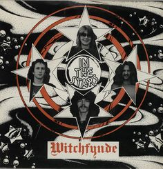 """For Sale -Witchfynde In The Stars UK  7"""" vinyl single (7 inch record)- See this and 250,000 other rare and vintage records & CDs at http://eil.com/"""