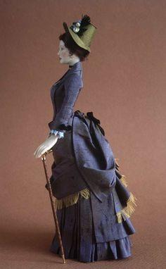 Brigitte 1884-1887 Carabosse doll