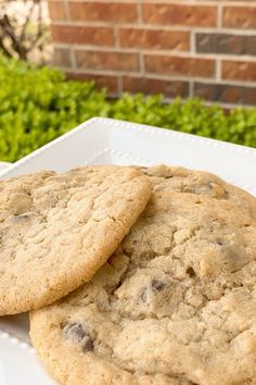 """Baileys® Chocolate Chip Cookies 