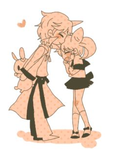 Chibiusa and Helios~A Sweet Surprise