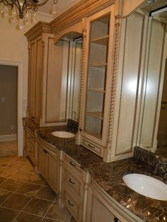 Classical French Master Bathroom