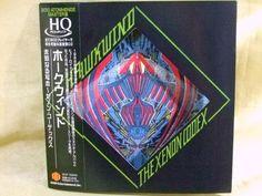 CD/Japan- HAWKWIND The Xenon Codex +5 bonus trx w/OBI RARE MINI-LP + CD-ROM #ProgressiveArtRockSpaceRock