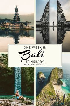 Bali Indonesia is one of the most amazing places you can visit in Southeast Asia. This Bali Itinerary has travel tips and destination information for First Time Visitors with things to do in Ubud, Ulu Bali Travel Guide, Asia Travel, Travel Guides, Travel Tips, Bangkok Travel, Airline Travel, Bangkok Thailand, Travel Packing, Travel Essentials