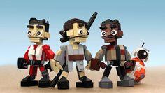 The 4th Awakens! | by Legohaulic