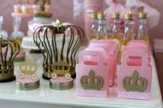 Princess Inspired Party