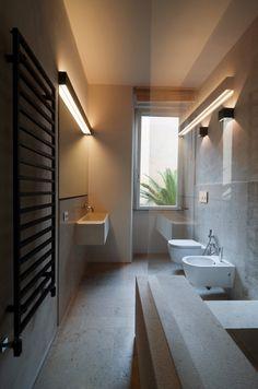 """Flat renovation in Rome """"Testaccio"""" district"""