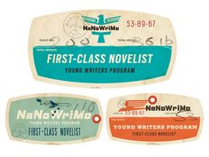 Creative Luggage, Tags, Packaging, Design, and Graphic image ideas & inspiration on Designspiration Vintage Luggage Tags, Vintage Tags, Tag Design, Retro Design, Print Packaging, Packaging Design, Retro Logos, Clothing Tags, Cool Cards