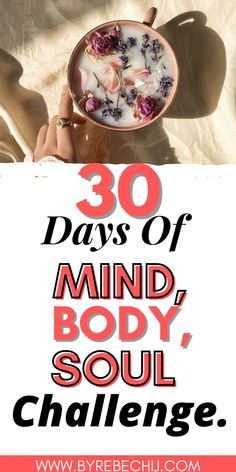 Are you ready for another Wellness, Self Care, Self Love challenge and change your life for the better? This time it's Mind, Body, Soul Challenge, where you will challenge yourself in different aspects of your being. It's made for your wellbeing and personal growth! #mindset #wellness #healthylifestyle #selfcarechallenge #selflove Soul Connection, Spiritual Connection, Mind Body Soul, Body And Soul, Anxiety Relief, Stress Relief, Love Challenge, Anxiety Tips, Self Care Routine